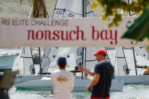 Lay Day at Antigua Sailing Week – Nonsuch Bay RS Elite Challenge