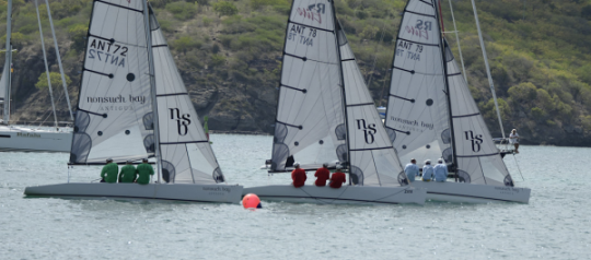Peter Holmberg to Defend his Title in Nonsuch Bay RS Elite Challenge at Antigua Sailing Week 2015