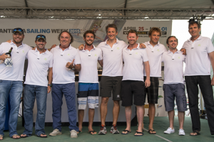Guadeloupe to Antigua Race – Phaedo^3 Blasts In from Guadeloupe