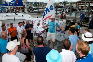 Antigua Sailing Week Sailor Stories: Hartmut Holtmann – One Man, 25 Years & 477 Boats