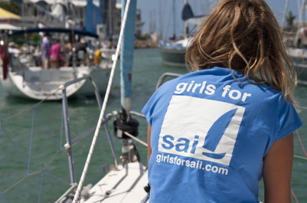 SAILOR GIRLS FOR SAIL pic 1
