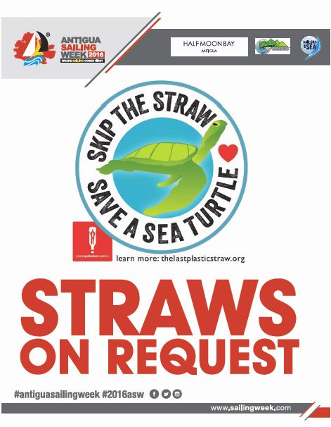 Major Steps forward in Green Initiatives at Antigua Sailing Week