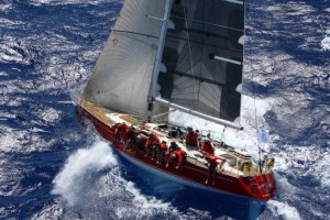 Scarlet Oyster Yacht Racing