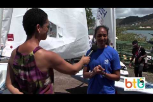 ISAF Worlds Emerging Nations Clinic Video