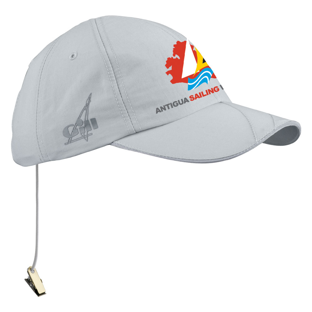 Technical UV Sun Cap with Retainer