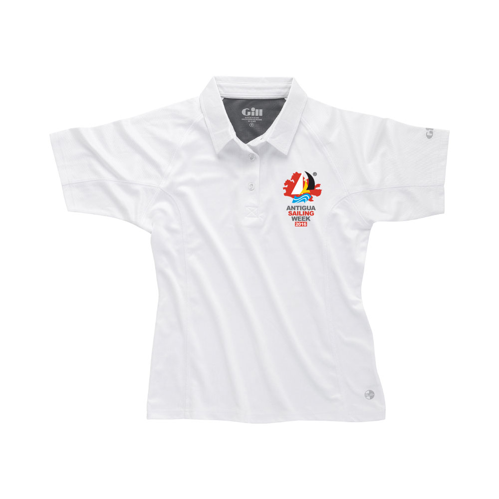 Womens UV Technical Polo