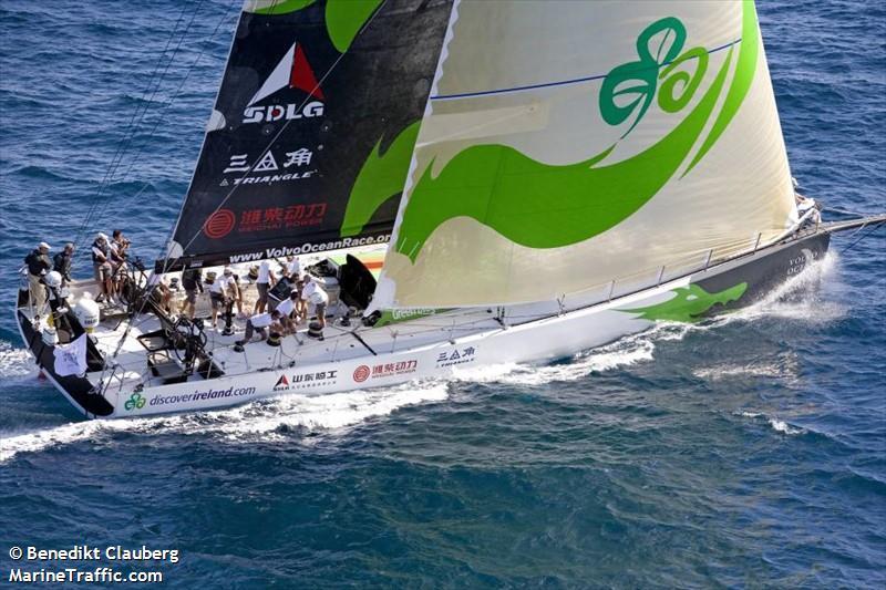 Green Dragon Sailing
