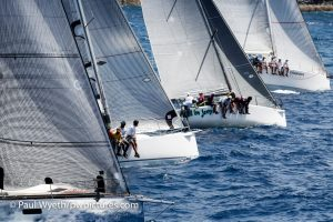English Harbour Race Day 1