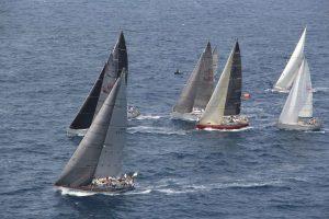 Round Antigua Race