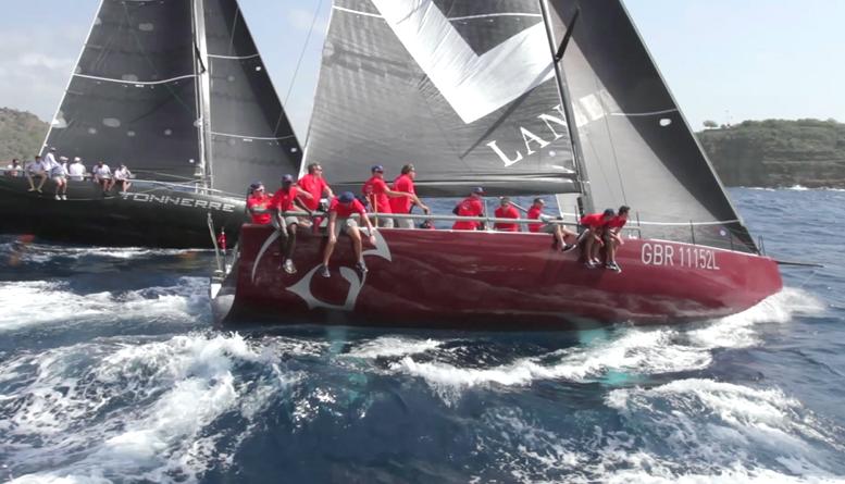Round Antigua Race Video