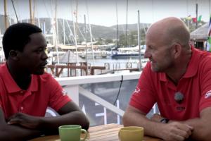 Passing the Torch – A conversation between Ian Walker & Rhone Kirby