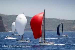 English Harbour Rum Race Day 1 Video