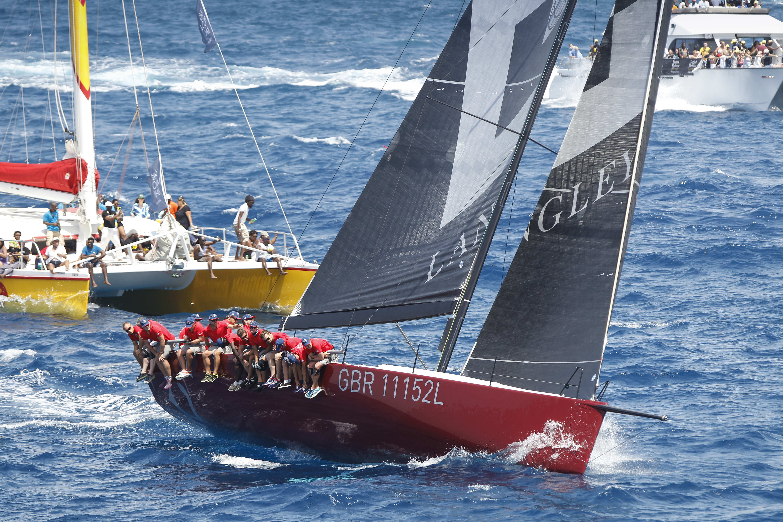 Antigua Sailing Week's Media Response Flying High