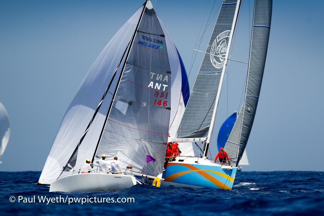 Tell us about YOUR Antigua Sailing Week