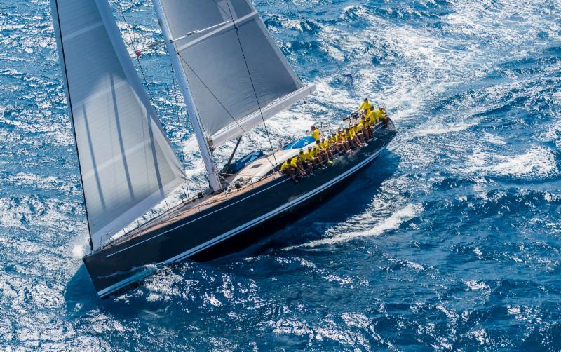 Antigua Bermuda Race Gathers Pace