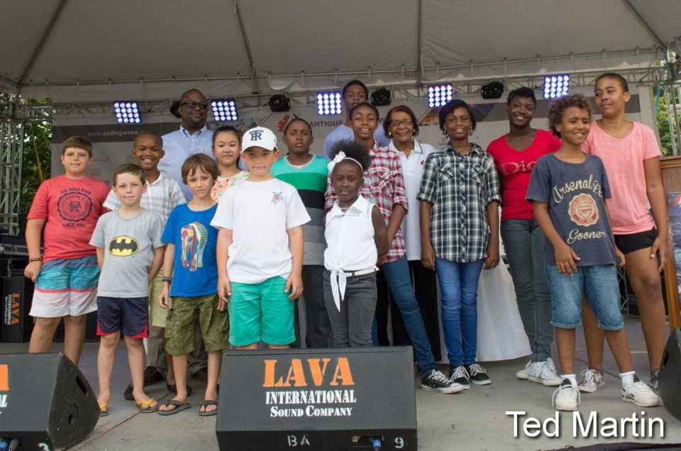 ANTIGUA SAILING WEEK LAUNCHES THE 2017 LIAT SCHOOL ART COMPETITION
