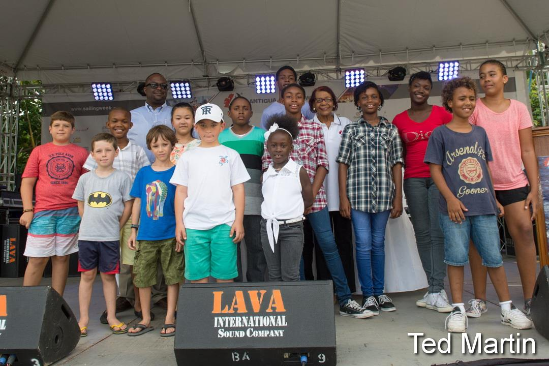 WINNERS ANNOUNCED FOR 2017 LIAT SCHOOL ART COMPETITION – Antigua