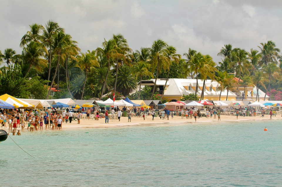 DICKENSON BAY BEACH BASH IS BACK IN A NEW WAY