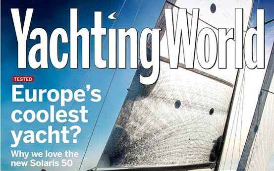 Turn the Pages of Yachting World Today