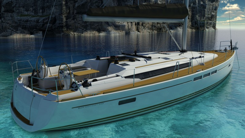 KH+P Bareboat available for Charter for Antigua Sailing Week