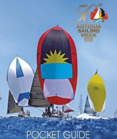 The Antigua Sailing Week Pocket Guide Is Hot Off the Press!