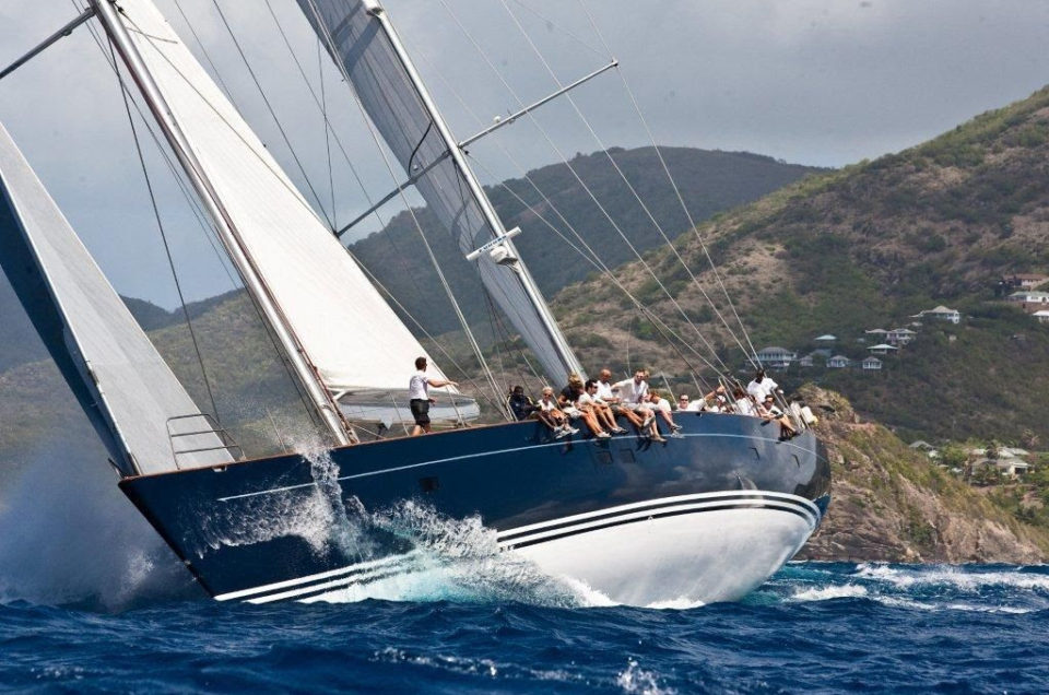Peters & May Round Antigua Race – Record Pace Expected
