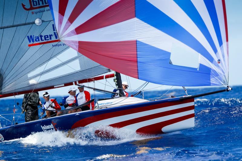 Discards Reshuffle The Pack – Caribbean Sailing Association Race Day 4