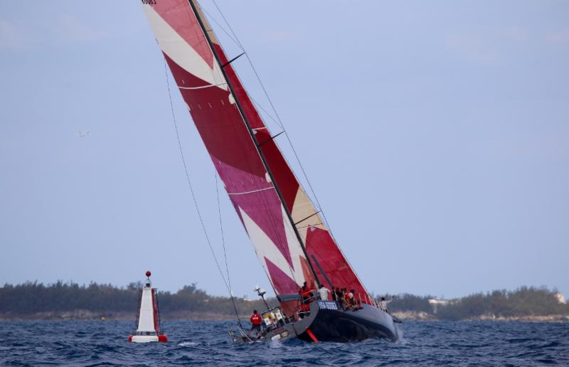 Monohull Line Honours: Warrior Wins the Battle