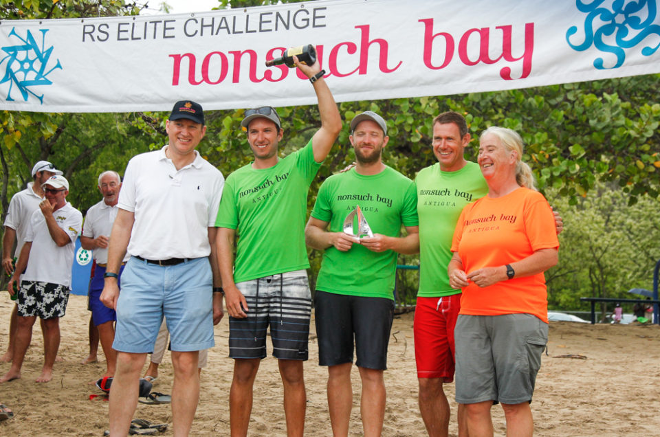 Nonsuch Bay RS Elite Challenge and Lay Day Beach Party