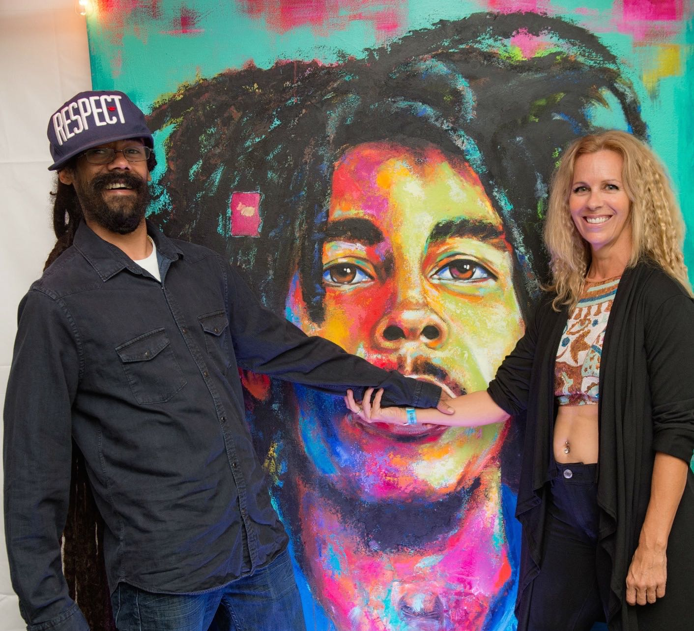 Lyrics to Welcome To Jamrock song by Damian Marley Out in the street they call it merther Welcome to Jamrock Camp where the thugs dem camp at Two pou