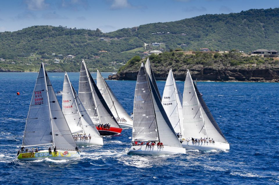 United Nations of Antigua Sailing Week