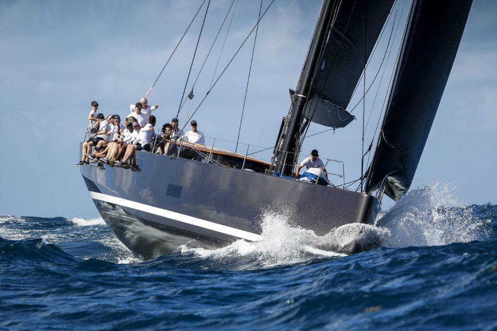Peters & May Round Antigua Race – Antigua Sailing Week