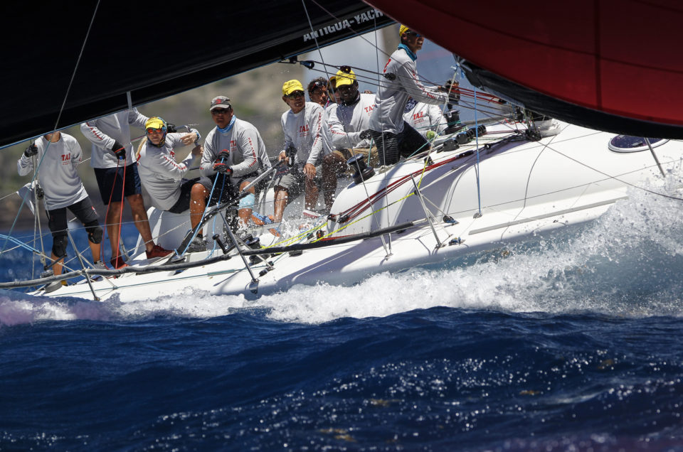 English Harbour Rum Race Day 1
