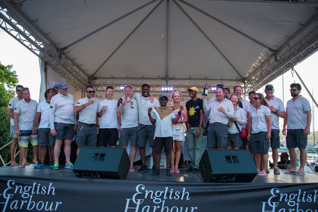 English Harbour Rum Prize Giving & Cocktail Competition