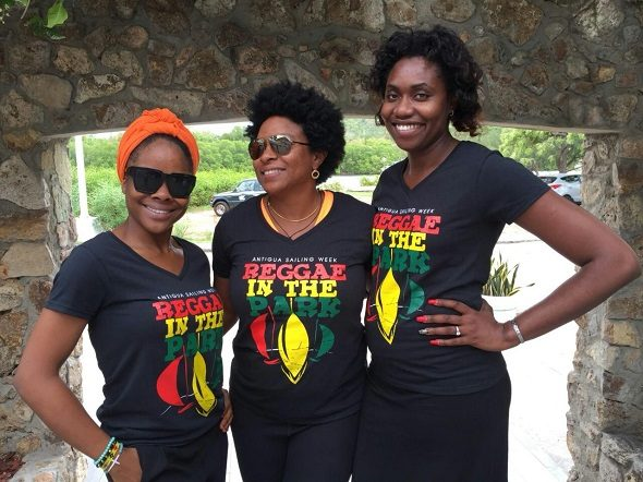 REGGAE IN THE PARK T-SHIRTS AVAILABLE