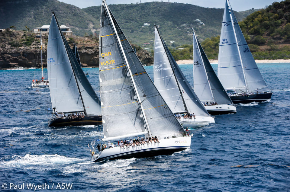 Spectacular Racing on KPMG Race Day 5