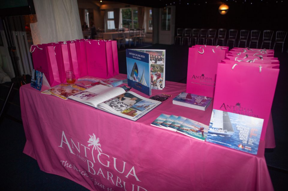 Antigua Sailing Week Roadshow