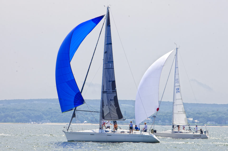 August Sky wins the 2018 Antigua & Barbuda Hamptons Challenge