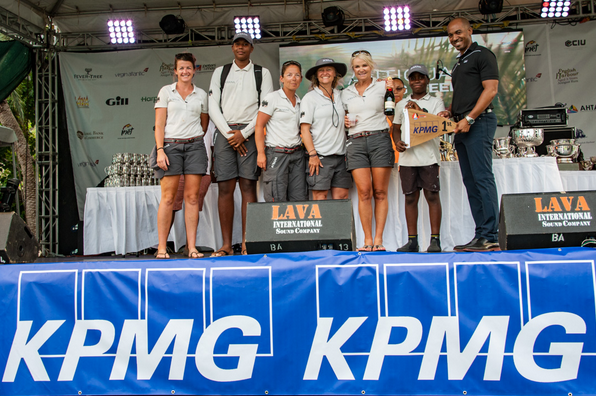 KPMG to Sponsor 2019 ASW Youth to Keel Programme