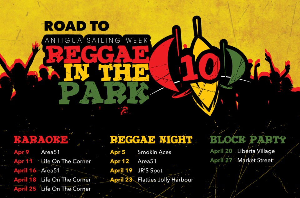 Road to Reggae In the Park 10
