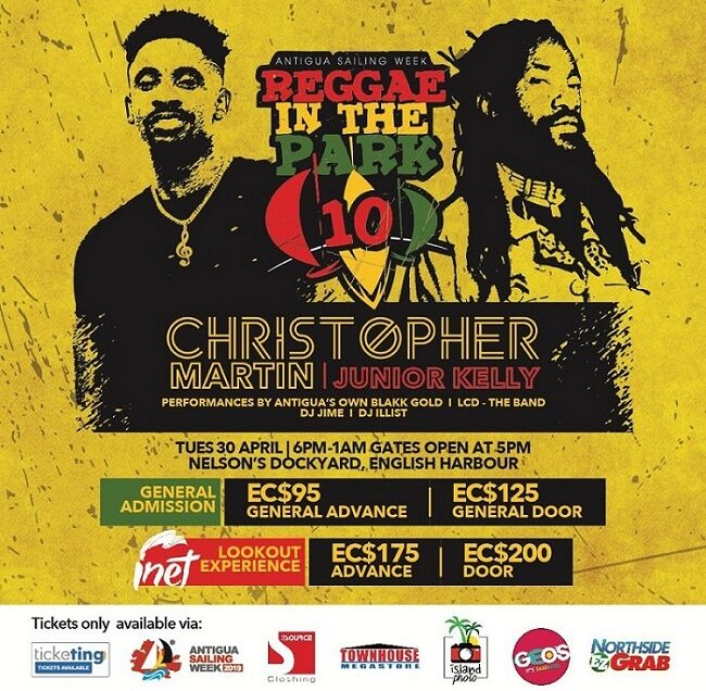 ONE WEEK TO REGGAE IN THE PARK– Early Birds Continue and Traffic Plans