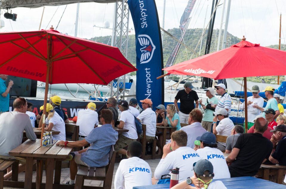Newport Shipyard Racing Rules of Sailing Seminar – Masterclass with IJ David Pelling