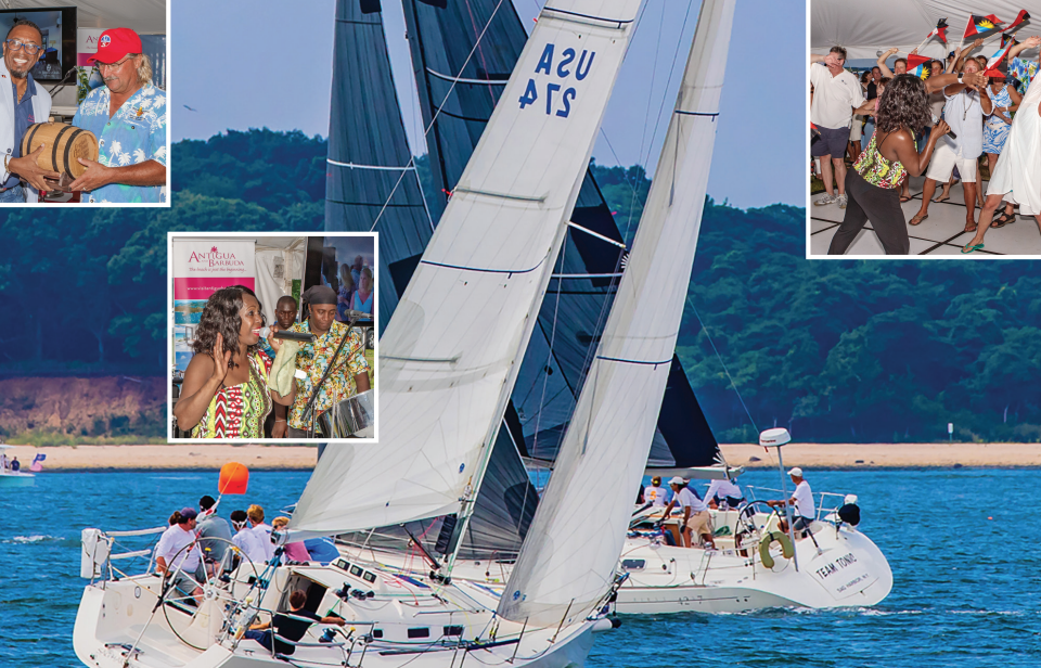 Registrations Open for 2019 Antigua and Barbuda Hamptons Challenge Regatta