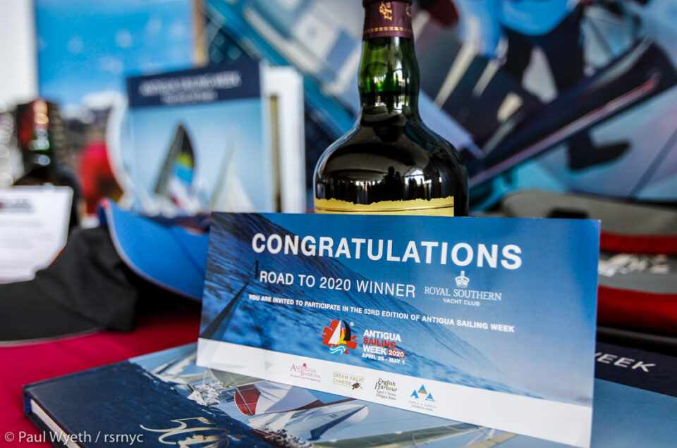Magnificent winners on the road to 2020 at the Royal Southern Yacht Club