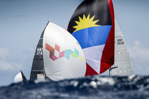Roll Up for Antigua Sailing Week