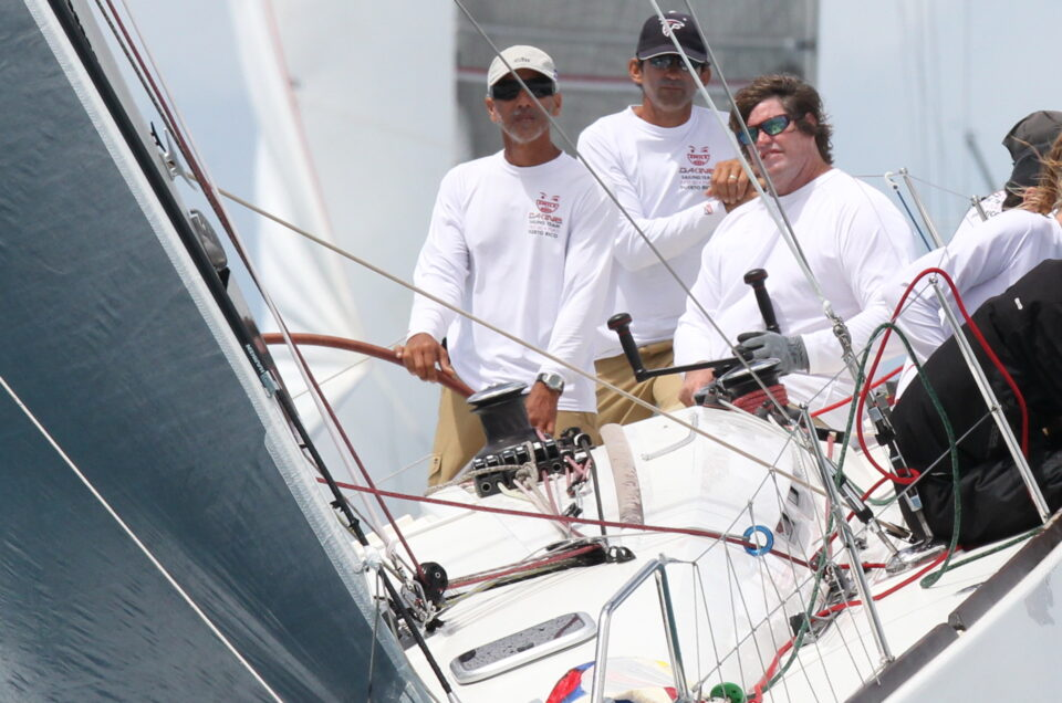 Tailoring the regatta to the racers An Interview with ASW Race Manager