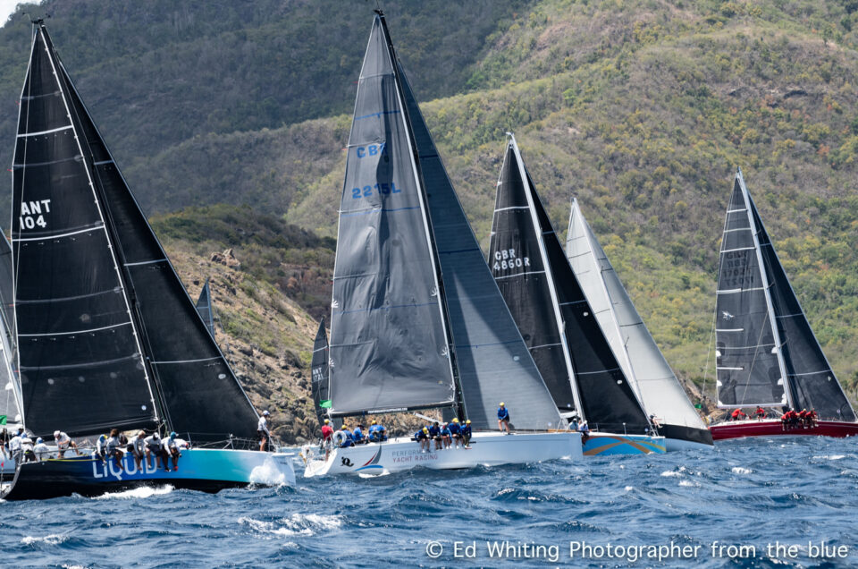 Celebrating Antigua Sailing Week 2020 at Home