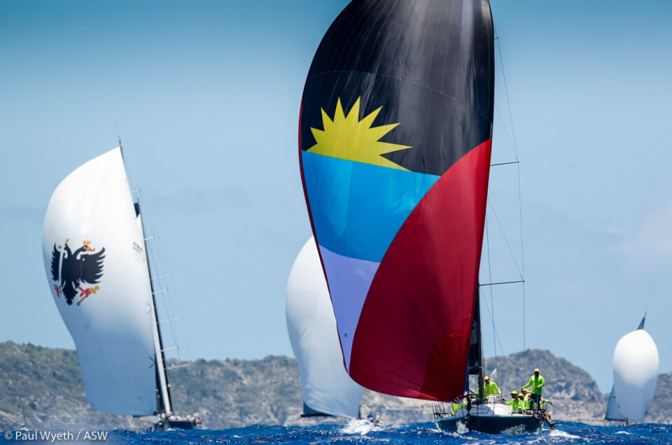 Antigua Sailing Week 2021 Cancelled