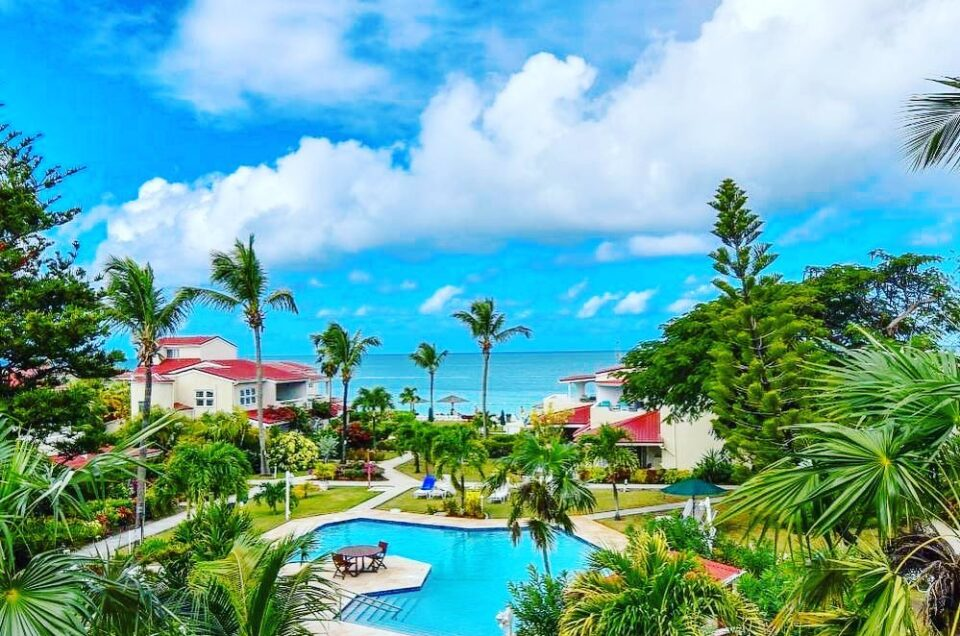 Weekend for 2 at the beautiful Antigua Village Resort