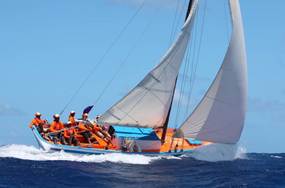 DAY SAIL ON A CARRIACOU SLOOP